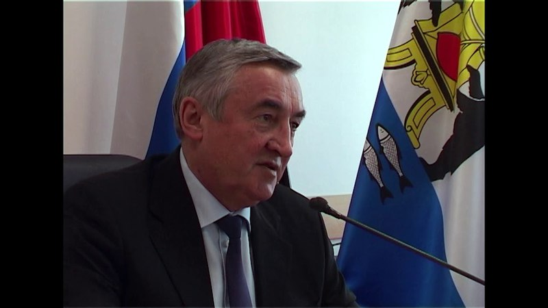 Брифинг мэра Юрия Бобрышева по ремонту дорог в 2018 году