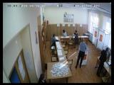 Вброс в гимназии №5 в Люберцах