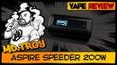 ASPIRE SPEEDER 200W | хороший, удобный, шустрый