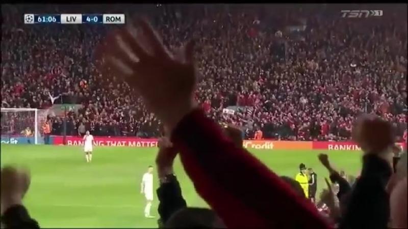 Liverpool vs AS Roma ● All Goals ● 24 April 2018 - Champions League