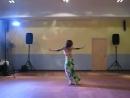 Liva Krauze performing Sawah at the festival El Hana in Riga 20944