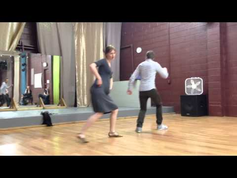 Joe DeMers and Julie Brown Blues Dance Workshop Summary
