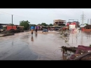 Heavy rains render parts of Accra in floods