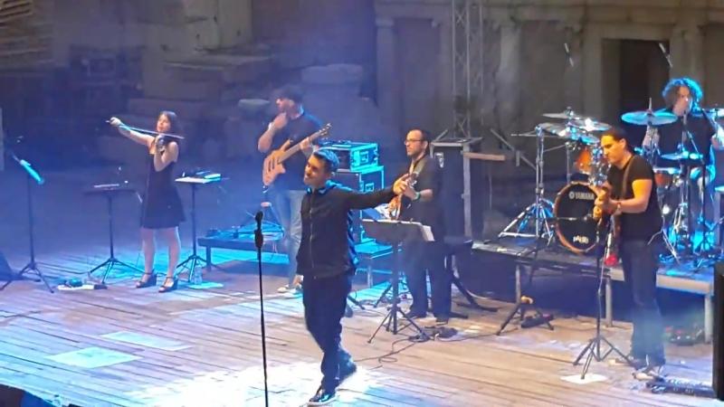 Mixalis Hatzigiannis - Den fevgo | Live - Plovdiv, Bulgaria [ 09.07.2016 ]
