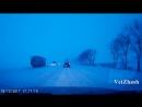 Трасса Киев Одесса сотни автомобилей в снежном плену Сильный снегопад 18 декабря 2017