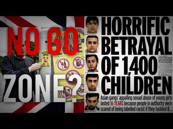 Islamic Britain the TRUTH about no go zones