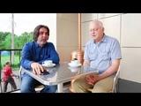 Интервью с Сергеем Никитиным на фестивале памяти Александра Галича