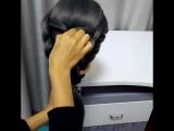 Красивое оформление волос