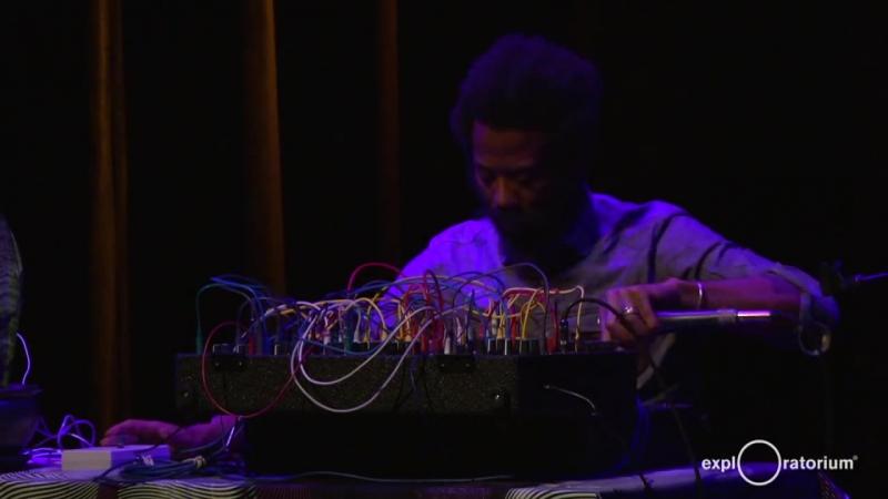 Robert Aiki Aubrey Lowe _ Resonance _ Performance _ Exploratorium