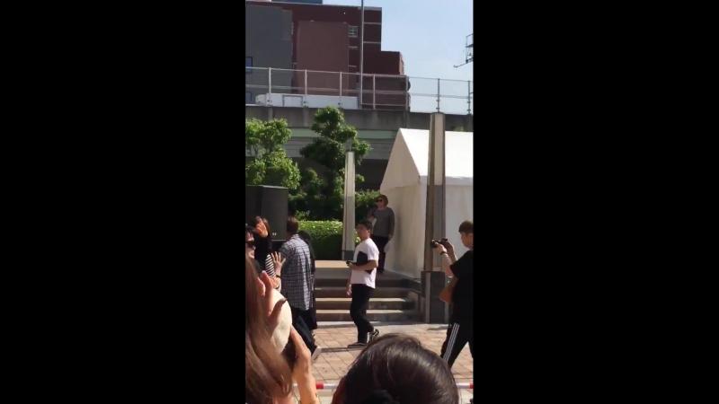2018/06/09 KHJ CD-Handshake event at Minatomachi River Place