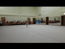 Художественная гимнастика соревнования в красногвордейской школе