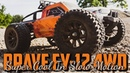 Feiyue Brave FY-12 4WD 1/12 - Super cool in Slow Motion
