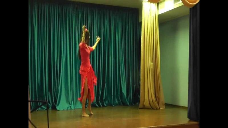 03.03.2018 СОЗВЕЗДИЕ Обские зори Египетский танец