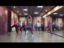 J Balvin Jeon Anitta Machika ZUMBA Dance DanceFit tver