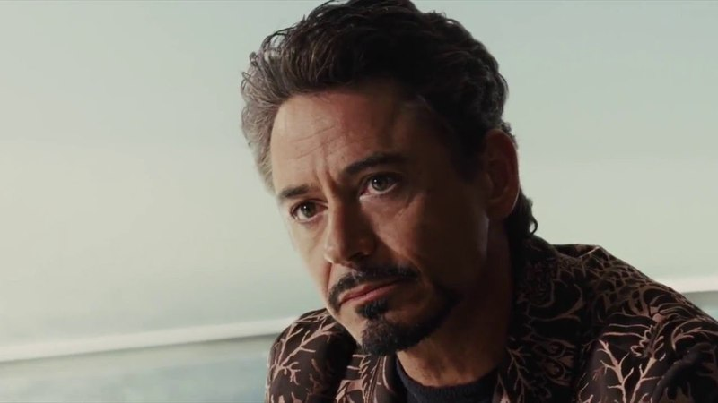 Tony Stark - I'll Be Good