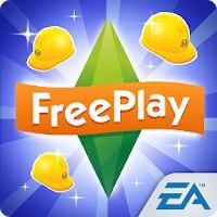 Установить  The Sims FreePlay [Мод: много денег и симолеонов]