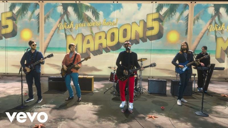 [Reggae] Maroon 5 - Three Little Birds