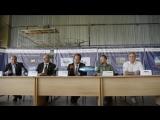 Пресс-конференция Презентация дирижабля AU-30, ЗАО Воздухоплавательный центр Авгуръ