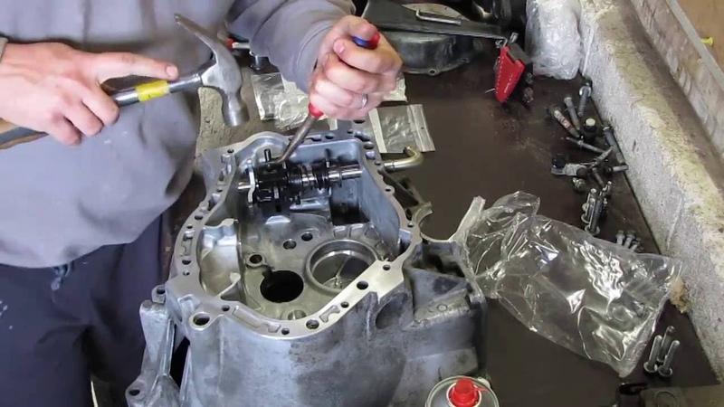 Peugeot - BE4 Gearbox Overhaul (Part 7)