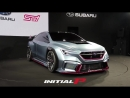 Subaru Viziv Performance STI Concept 2020 - TOKYO AUTO SALON 2018