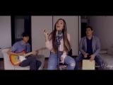 Шикарный кавер песни Luis Fonsi, Demi Lovato - Échame La Culpa (Cover) Laura M Buitrago