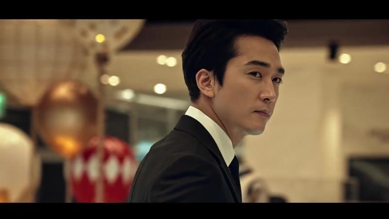 Рекламный клип Галерея 송승헌 갤러리아면세점 CF (Song Seung Heon Commercial Film)