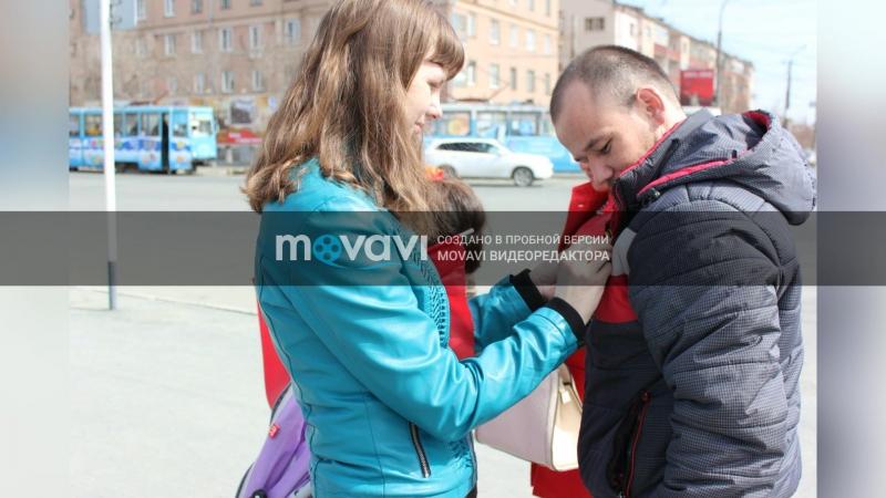 Пенно Александа - волонтер ГАПОУ Педагогический колледж г. Орска