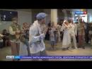 Спектакль «Любовь и голуби» на сцене Забайкальского краевого драматического театра