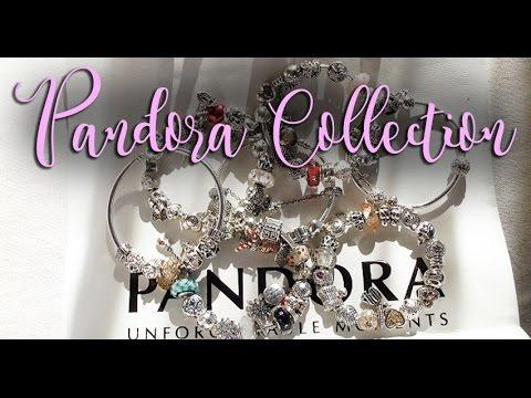 LA MIA COLLEZIONE PANDORA AGGIORNATA | What's on my Pandora bracelet 6
