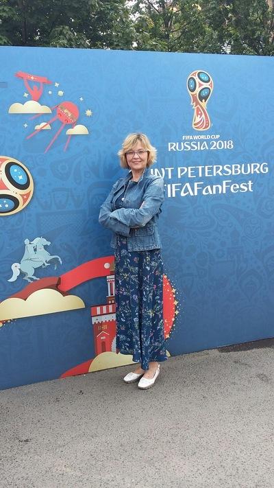 Светлана Синельникова