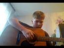 Игарю на гитаре