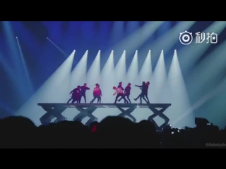 EXO Baekhyun & Xiumin - Battle Scene @ The Elyxion in Japan DVD