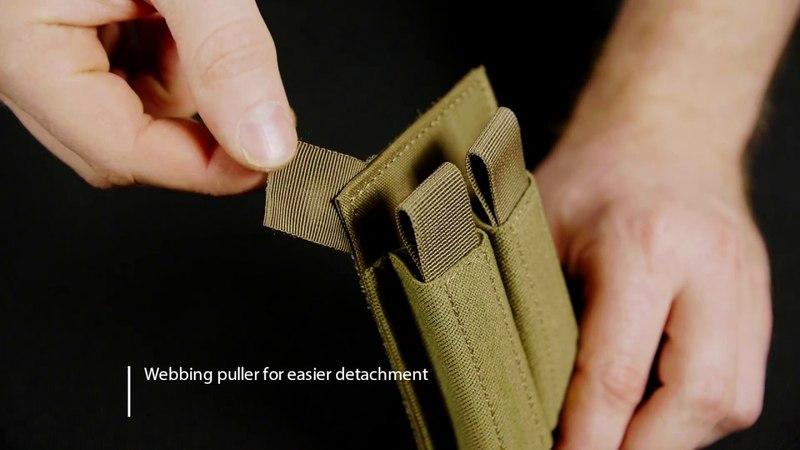 Helikon-Tex - Double Pistol Magazine Insert®
