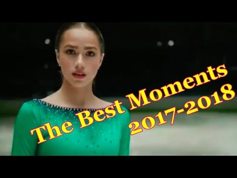 ALINA ZAGITOVA THE BEST MOMENT 2017-2018. Beauty and overall Queen Алина Загитова СПАСИБО ЗА ПОБЕДУ
