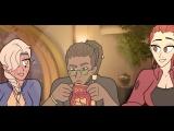 Symmetras Magic Show - Overwatch Animated