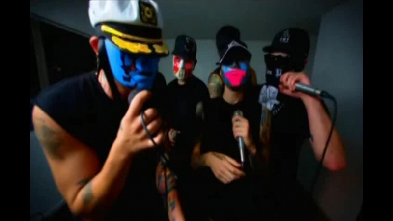 Hollywood Undead - Undead [Uncensored Version]