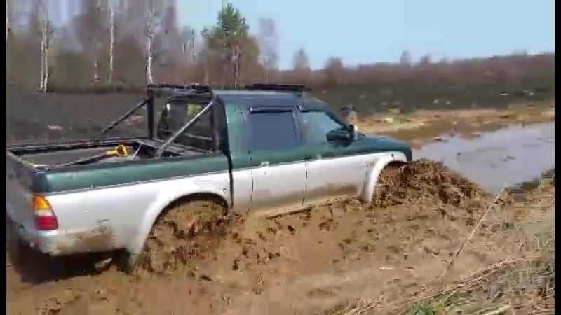 Mafia TEST DRIVE Off Road Club Smolensk Video 4x4 Покатушки