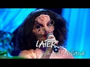 Björk revisits The Anchor Song on Later with Jools