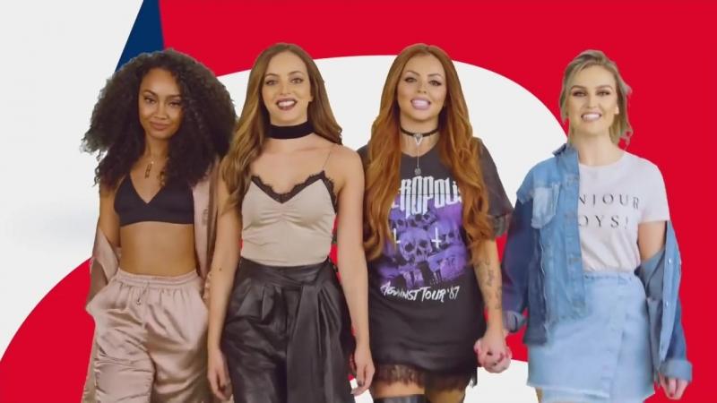 13.11.16 | Little Mix в рекламном ролике радиостанции «Nova 96.9» (Сидней, Австралия)