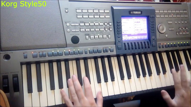 D-Bomb - Lubie Kiedy | Yamaha psr 1500