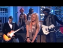 Avril Lavigne - Girlfriend I Can Do Better [SNL] (FullHD 1080p)