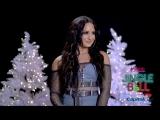 Jingle Bells at #Z100JingleBall with @ddlovato.