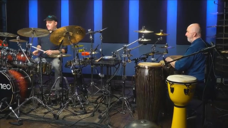 How To Play With A Percussionist Gabor Dornyei