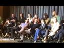 Agents of SHIELD 100th Episode Screening QA