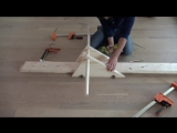 DIY Pull Up _ Chin Up Bar _ How to make a chin-up bar without a doorway
