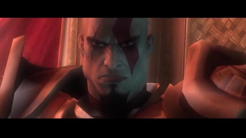 Вся история КРАТОСА Лор серии игр до God of War 2018