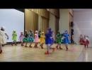 выступление доченьки в городском конкурсе Зажги свою звезду