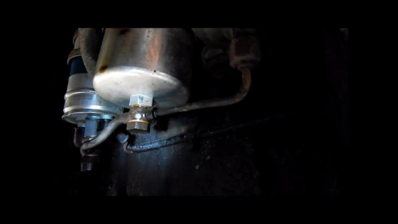 Течи связки бензонасоса мерседес 124 и схожих моделей, от чего и как с этим боро