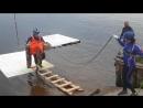 Поисково-спасательные работы на акватории г.Вологда Межрегиональный полевой лагерь Юный Спасатель.