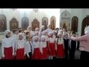 Вокально хоровой ансамбль Преображение муз Г Струве сл В Степанова Что мы Родиной зовем
